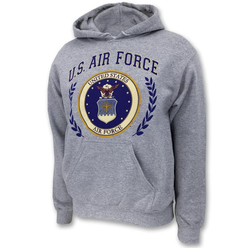 AIR FORCE LAUREL LEAF HOODED SWEATSHIRT 2