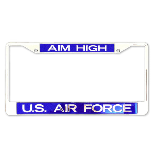 AIR FORCE LICENSE PLATE FRAME 3