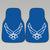 AIR FORCE LOGO CAR MATS 1