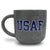 AIR FORCE MARBLED 17 OZ MUG (GREY) 1
