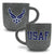 AIR FORCE MARBLED 17 OZ MUG (GREY) 2
