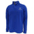 AIR FORCE MEN'S DOUBLE KNIT 1/4 SNAP (ROYAL) 1