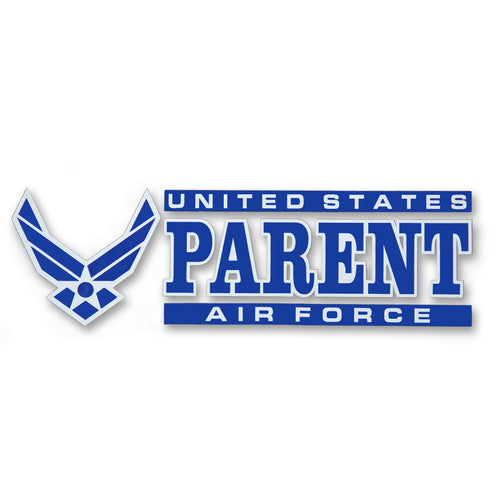 AIR FORCE PARENT DECAL 1