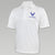 AIR FORCE PERFORMANCE POLO (WHITE)