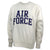AIR FORCE PROWEAVE TACKLE TWILL CREWNECK (OATMEAL) 1