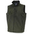AIR FORCE SOFT SHELL VEST (OD GREEN) 1