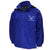 AIR FORCE SOLID WIND JACKET (ROYAL) 2