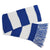 AIR FORCE STRIPE SCARF (ROYAL/WHITE)