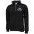 AIR FORCE TWILL LOGO 1/4 ZIP (BLACK) 1