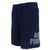Air Force Under Armour Cotton Jersey Shorts (Navy)