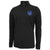 AIR FORCE UNDER ARMOUR LIGHT WEIGHT 1/4 ZIP (BLACK)