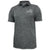 AIR FORCE UNDER ARMOUR TONAL FLAG PERFORMANCE POLO (GREY)