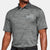 AIR FORCE UNDER ARMOUR TONAL FLAG PERFORMANCE POLO (GREY) 2