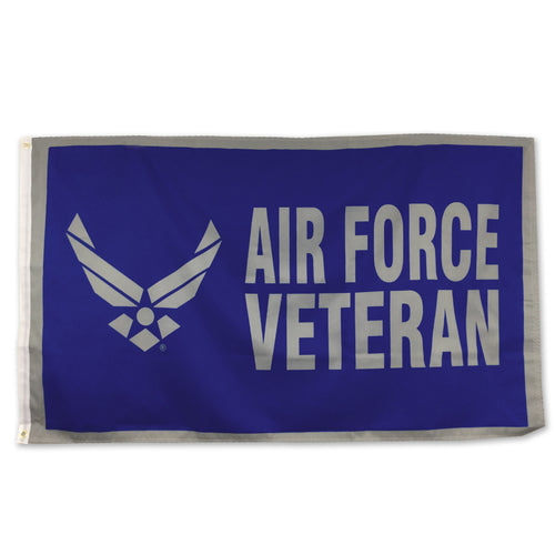 AIR FORCE VETERAN FLAG