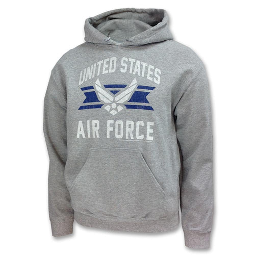 AIR FORCE VINTAGE BASIC HOOD 2