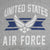 AIR FORCE VINTAGE BASIC HOOD 1