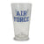 AIR FORCE WINGS PINT GLASS 1