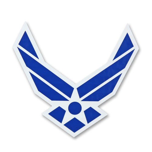 AIR FORCE WINGS LOGO DECAL 1