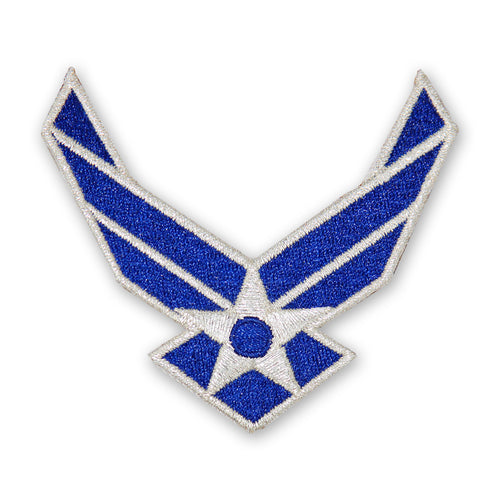 AIR FORCE WINGS LOGO PATCH 1