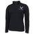 AIR FORCE WINGS LOGO PERFORMANCE 1/4 ZIP (BLACK)