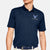 AIR FORCE WINGS UNDER ARMOUR PERFORMANCE POLO (NAVY) 2