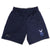 AIR FORCE WINGS UNDER ARMOUR RAID SHORT (NAVY) 5