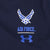 AIR FORCE WINGS UNDER ARMOUR RAID SHORT (NAVY) 6