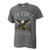 AIR FORCE YOUTH RETRO T-SHIRT (GRAPHITE)
