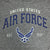 AIR FORCE YOUTH WINGS EST. 1947 T-SHIRT (GREY) 2