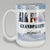 AIR FORCE GRANDPARENT COFFEE MUG 2