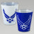 AIR FORCE 2 TONE SHOTGLASS3