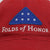 FOLDS OF HONOR LOW PROFILE TWILL HAT (RED)