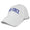LADIES AIR FORCE ARCH HAT (WHITE) 4