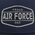 PROUD AIR FORCE DAD MID-PRO SOLID SNAPBACK HAT (NAVY)