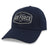 PROUD AIR FORCE DAD MID-PRO SOLID SNAPBACK HAT (NAVY) 1