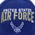UNITED STATES AIR FORCE BOLD TACTICS HAT (ROYAL)