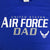 UNITED STATES AIR FORCE DAD CREWNECK (ROYAL) 1