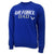 UNITED STATES AIR FORCE DAD CREWNECK (ROYAL)