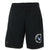 UNITED STATES AIR FORCE UNDER ARMOUR RAID SHORT (BLACK) 4