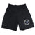 UNITED STATES AIR FORCE UNDER ARMOUR RAID SHORT (BLACK) 5