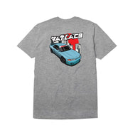 Legends of JDM City Heather Grey Tee