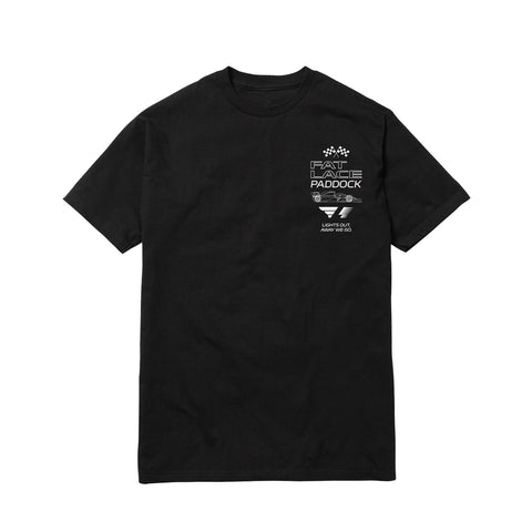 FTLC1 Strategist Black tee