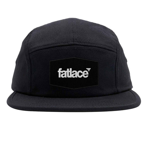 Fade to Black Fatlace 5-Panel Cap