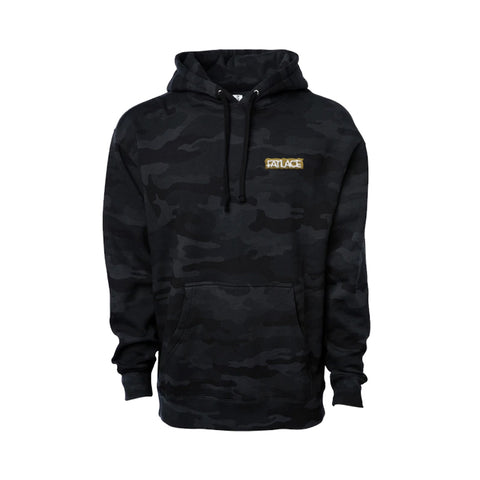 Fatlace Racing Collection Black Camo Hoodie