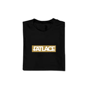 Fatlace Racing Collection Black Tee