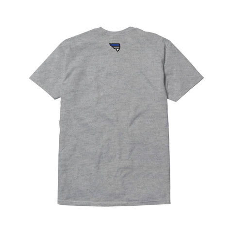 Fatlace SoleStance Air Max 90 Fairlady Heather Grey Tee