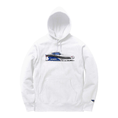 Fatlace SoleStance Air Max 90 Fairlady White Hoodie