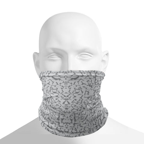 Neck Gaiter - Fatlace Cement