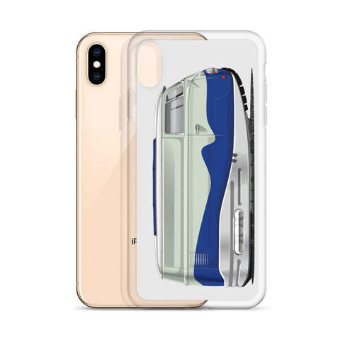 Fatlace SoleStance Air Max Bus iPhone Case