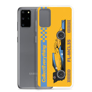 Samsung Case - FL-MCL35 Yellow